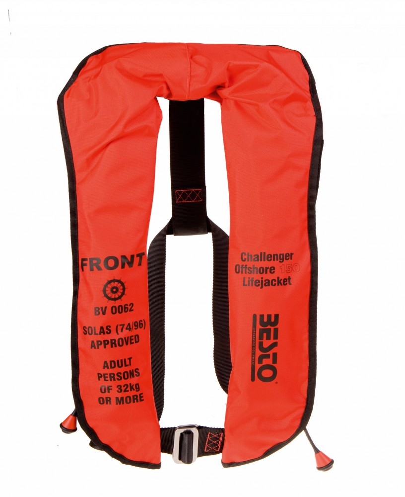 Besto inflatable Solas Twin Chamber 275 Newton